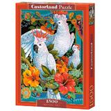 Puzzle 1500. Tropical Trio