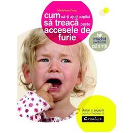 Cum sa-ti ajuti copilul sa treaca peste accesele de furie - Madeleine Deny, editura Didactica Publishing House