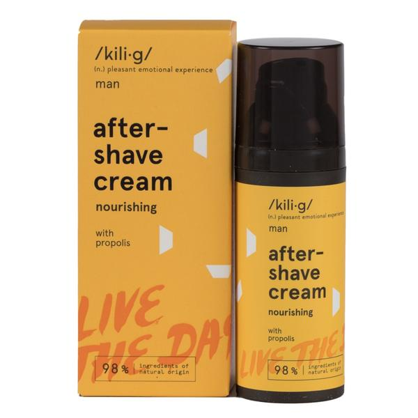 After Shave Nutritiv Kilig, 50ml poza