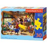 Puzzle 30. Snow White and the Seven Dwarfs