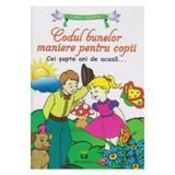 Codul bunelor maniere pentru copii, editura Pestalozzi