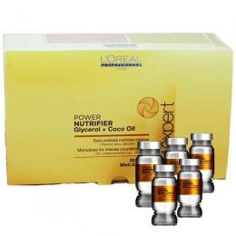 Tratament Intens Nutritiv - L'oreal Professionnel Nutrifier Powerdose 30 fiole x 10 ml