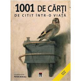 1001 de carti de citit intr-o viata - Peter Boxall, editura Rao