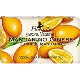 Sapun Vegetal cu Mandarine Chinezesti Florinda La Dispensa, 100 g