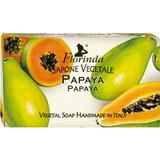 Sapun Vegetal cu Papaya Florinda La Dispensa, 100 g