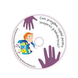 Cum pregatim copilul pentru inceperea gradinitei, scolii? (Curs audio pentru parinti), editura Smartbox Family