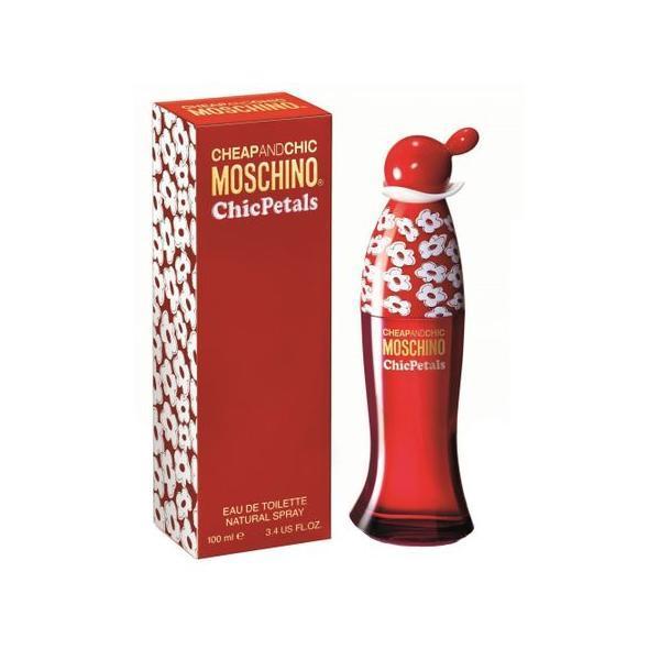 Apa de Toaleta Moschino Cheap And Chic Chic Petals, Femei, 100ml imagine produs