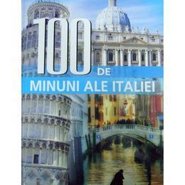 100 de minuni ale Italiei, editura All