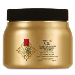 Masca Nutritiva pentru Par Gros - L'oreal Professionnel Mythic Oil Rich Masque 500 ml