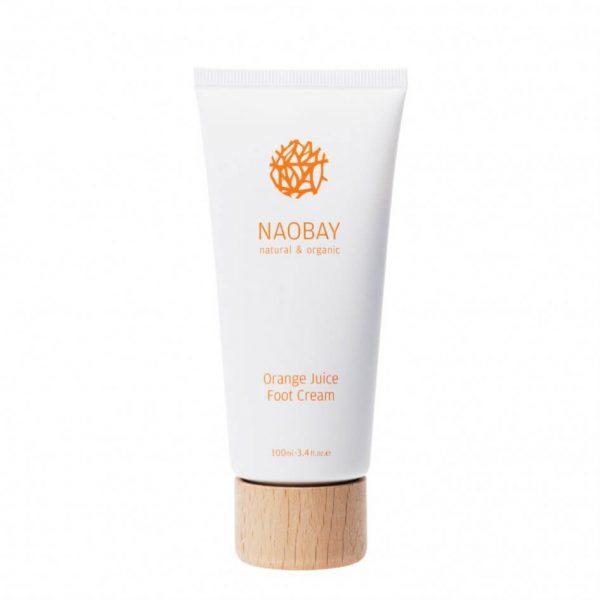 Crema Hidratanta pentru Picioare Orange Juice Naobay, 100 ml imagine produs