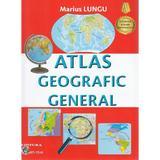Atlas geografic general - Marius Lungu, editura Carta Atlas