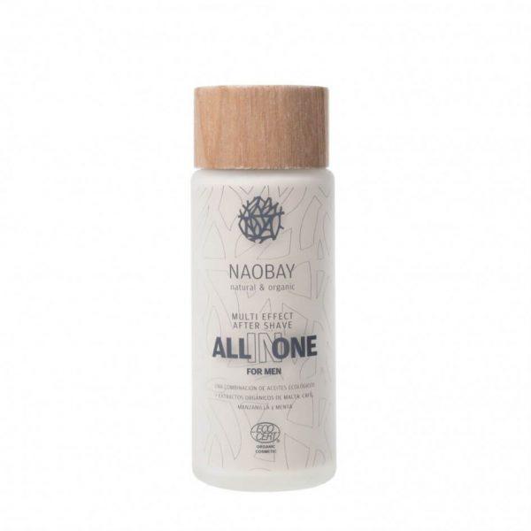After Shave Bio Hidratant Naobay, 100 ml imagine produs