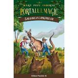 Portalul magic 20: Salvarea cangurilor - Mary Pope Osborne, editura Paralela 45