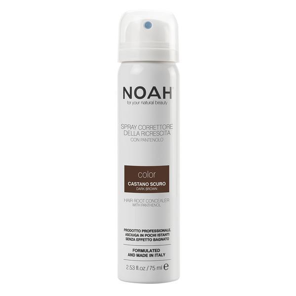 Spray Corector cu Vitamina B5 pentru Acoperirea Radacinii Parului Castaniu Inchis Noah, 75ml imagine produs