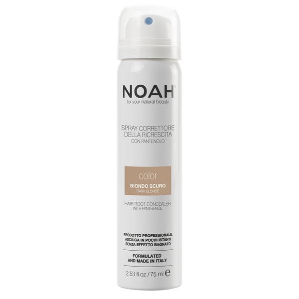 Spray Corector cu Vitamina B5 pentru Acoperirea Radacinii Parului Bland Inchis Noah, 75ml imagine produs