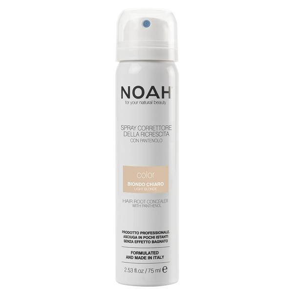 Spray Corector cu Vitamina B5 pentru Acoperirea Radacinii Parului Bland Deschis Noah, 75ml imagine produs