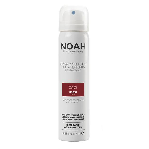Spray Corector cu Vitamina B5 pentru Acoperirea Radacinii Parului Rosu Noah, 75ml imagine produs