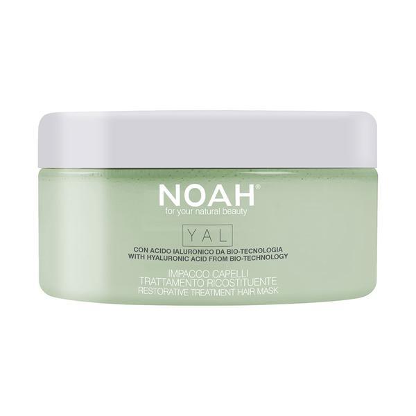 Masca Tratament pentru Par cu Acid Hialuronic pentru Regenerare Yal Noah, 200ml