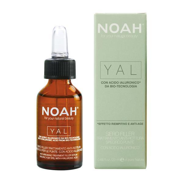 Ser pentru Par cu Acid Hialuronic pentru Regenerare Noah, 20ml