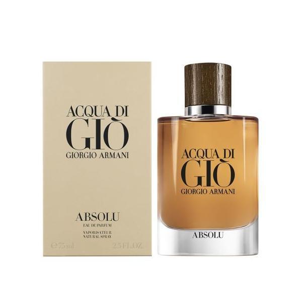 Apa de Parfum Giorgio Armani, Acqua Di Gio Absolu, Barbati, 75 ml poza