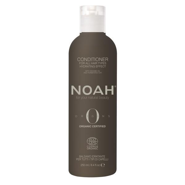 Balsam Bio Hidratant cu Ulei de Susan pentru Toate Tipurile de Par Noah, 250ml imagine produs