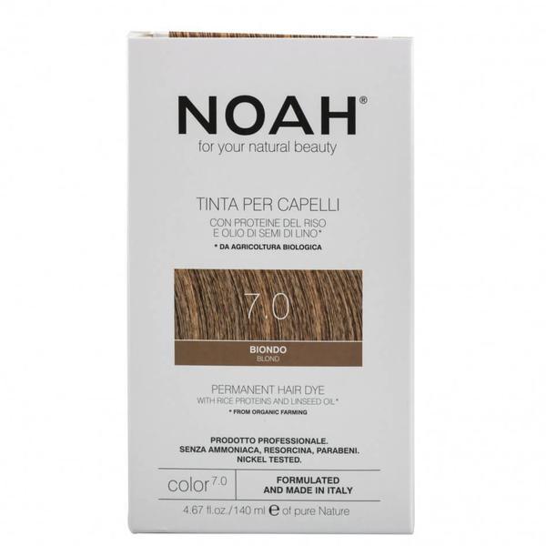 Vopsea de Par Naturala Blond 7.0 Noah imagine produs