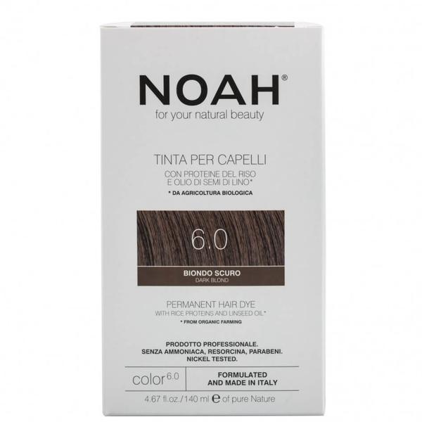 Vopsea de Par Naturala Blond Inchis, 6.0 Noah imagine produs