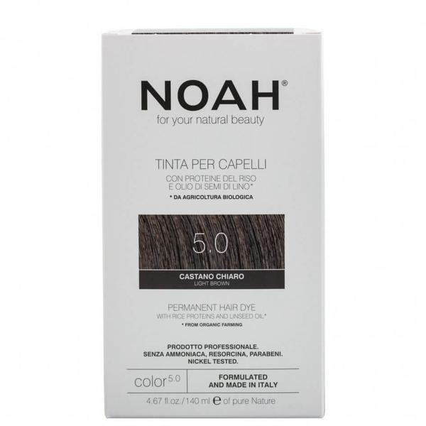 Vopsea de Par Naturala Saten Deschis 5.0 Noah imagine produs