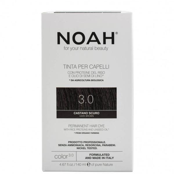 Vopsea de Par Naturala Saten Inchis 3.0 Noah imagine produs