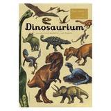 Dinosaurium - Chris Wormell, Lily Murray, editura Humanitas