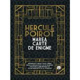 Hercule Poirot. Marea carte de enigme - Tim Dedopulos, editura Litera