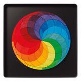 Spirala culorilor - puzzle magnetic - Grimms