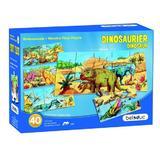 Puzzle de podea Dino - Bebeduc