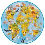 Puzzle XXL Lumea - Goki