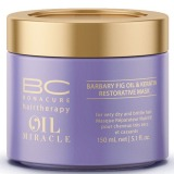 Masca Restructuranta - Schwarzkopf BC Oil Miracle Barbary Fig Oil Restorative Mask 150 ml