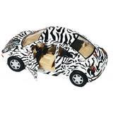 Masinuta Die Cast VW New Beetle 1:30 - Goki