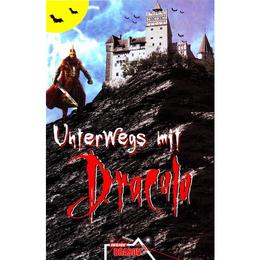 La pas cu Dracula (Lb. germana) + Revista Inside Brasov, editura Miranda