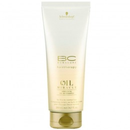 Sampon pentru Par Fin si Normal- Schwarzkopf BC Oil Miracle Marula Oil - In Shampoo 200 ml