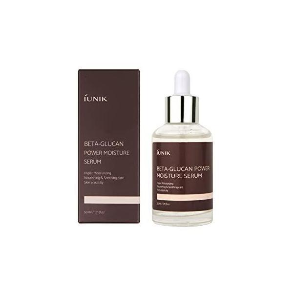 Serum Beta Glucan Power Moisture iUNIK , 50 ml