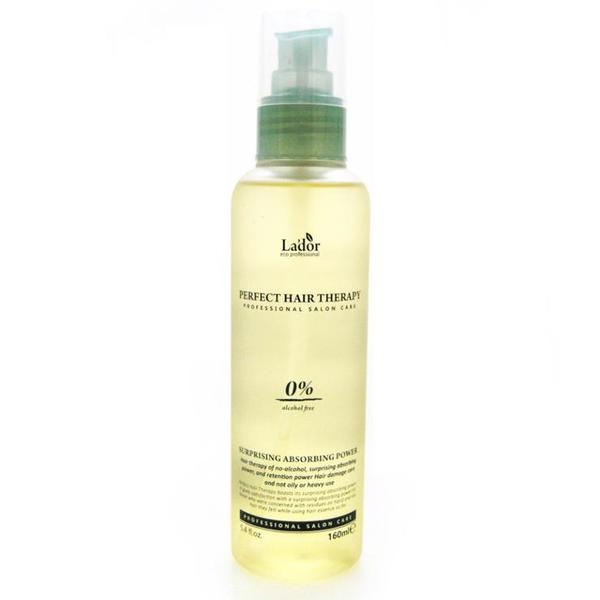 Ulei Leave-In pentru păr uscat și deteriorat Perfect Hair Therapy La'dor, 160 ml imagine