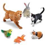 Figurine mari pentru bebelusi Animale de companie