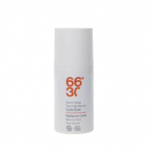 Ser Facial cu Efect Radiant, 66-30, 15 ml imagine