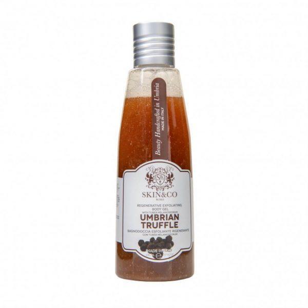 Gel Exfoliant pentru Corp Umbrian Truffle - Skin&Co Roma, 230 ml