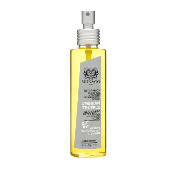 Ulei Ultra Nutritiv pentru Corp Umbrian Truffle - Skin&Co Roma, 120 ml