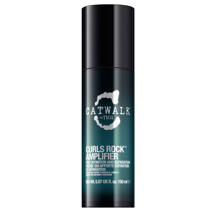 Crema Definire Bucle - TIGI Catwalk Curls Rock Amplifier Curlesque Cream 150 ml imagine produs