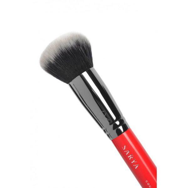 Pensula pentru Pudra 101 Powder Polish, Sarya Couture imagine