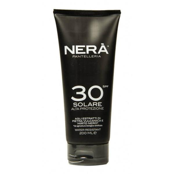 Crema pentru Protectie Solara High SPF 30 Nera, 200ml imagine produs