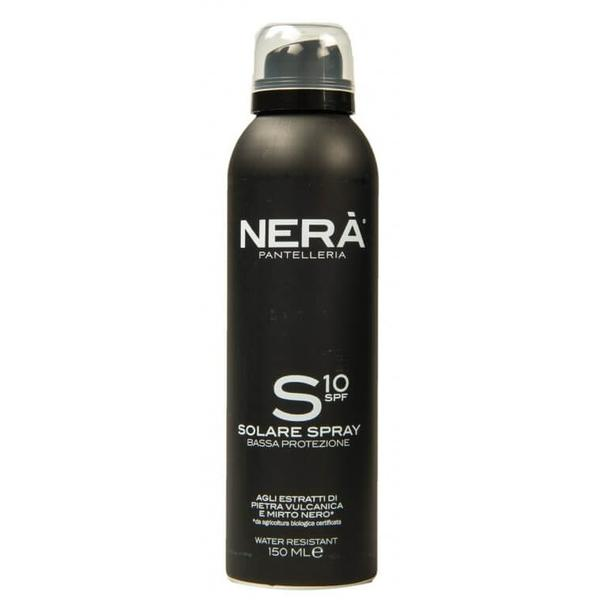 Spray pentru Protectie Solara Low SPF10 Nera, 150ml