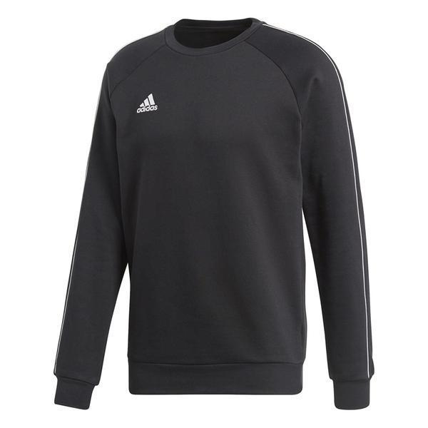 Bluza barbati adidas CORE 18 SWEAT CE9064, S, Negru