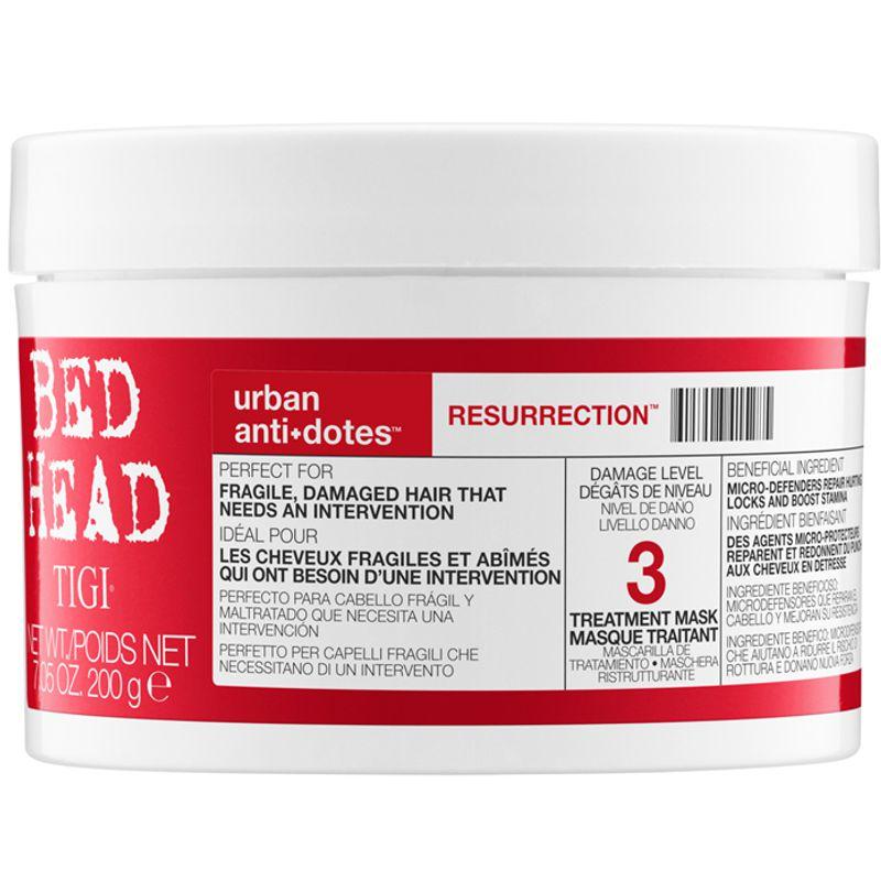 Masca Reparatoare - TIGI Bed Head Urban Antidotes Resurrection Treatment Mask 200 ml imagine produs